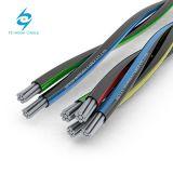 Le SIP-2 SIP-4 Antenne autoportant en aluminium de fil conducteur les câbles groupés Service