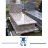 中国の花こう岩の記念物または墓地のための記念碑の墓碑を切り分ける普及したポーランド様式G664の花こう岩
