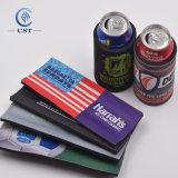 Kundenspezifischer Großhandelswein/Bierflasche/können Halter-Kühlvorrichtung (Neopren)