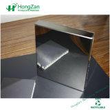 Strato dell'acciaio inossidabile dello specchio per la decorazione della cucina
