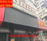 Outdoor pleine couleur P10 afficheur LED du panneau de panneaux publicitaires