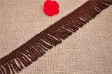 In het groot Moer kleurt de Rand van het Passement van 6cm voor Gordijn/Bank/Meubilair