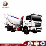 Nova e Poderosa Shacman 16cbm Mobile Beton Caminhão de mistura de cimento de betão