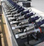 최신 판매 PE 용접 전자총 플라스틱 압출기 용접 기계