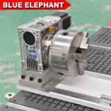 1530 ATC-4 3D CNC Máquina de grabado de madera giratorio