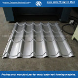ISO machine à profiler tuile de toit en acier à froid