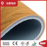 Виниловый пол для баскетбольной--8.0мм толщина