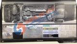 Het Vaste Type UVSS, UVIS van Bewijs van het water IP68 onder het Systeem SA3300 van de Inspectie van het Voertuig