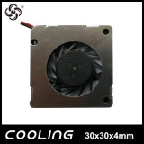 30mm ventiladores centrífugos 30X30X04mm 3004 Mini projector 5V DC do soprador do ventilador