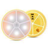 KwC5レモン形の誘導ランプ