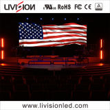 Indoor P3.9 pleine couleur LED SMD Super Slim Panneau d'affichage de publicité