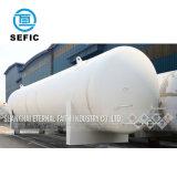 Lox/Lin/Lar/GNL perlita tanque de almacenamiento criogénico de aislamiento