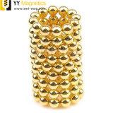 Imán de joyas de 5mm 216 pcs esfera imán Bucky Balls