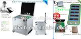 Espectrómetro Raman portátil nuevo diseño de pruebas de espectro Lumen CCT Lux