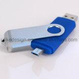 Высокая скорость 3.0 OTG флэш-накопитель USB с пластмассовой USB флэш-памяти диска
