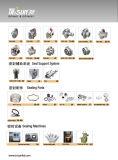 Джон крана типа 680 - металлический гофрированный сальник --Ts MB-J01