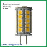 A intensidade de PWM G4 Lâmpada de substituição de LED/12V/4W/360lm