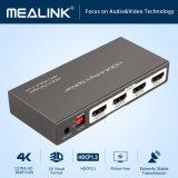 4ポートHDMIのディバイダーHDMI 1.4Vサポート2160p/4kx2K