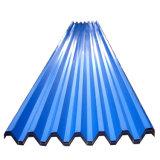 Couleur Feuille de toiture en acier plaqué avec une haute qualité à Guangzhou