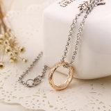 Banheira de venda de forma criativa o anel Mágico Colar Pendente jóias para Mulheres