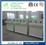 Ccaf Mc Series Cartridge Filter Dust Collector