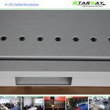レーザーの切断の部品が付いているカスタマイズされた精密製造の部品