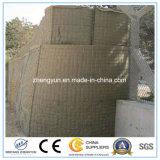 O fio dos produtos novos 4mm 5mm 6mm soldou cestas galvanizadas de Gabion
