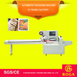 Wanne-Gebratene Sesam-Kuchen-Satz-Maschinen-Kissen-Verpackungsmaschine