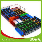 Chevreau Playground Indoor Trampoline Areas à vendre