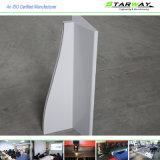Kundenspezifische weiße Puder-umhülltes Blech-Metallherstellung-Teile