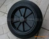 De borracha rodar dentro 3.50-7, com pressão 36psi e borda do metal ou do plástico