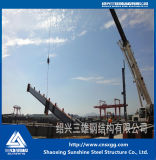 Sosta di logistica della struttura d'acciaio di buona qualità