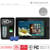 Drahtlose WiFi videotür-Telefon-Türklingel mit 7inch Touch Screen