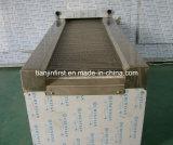 Gewundene Maschine des Gefriermaschine-Meerestier-Tiefkühlverfahren-IQF, Garnele-Fisch