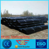 HDPE zusammengesetzter Grübchen Geomembrane Typ Geotextile-Entwässerung-Vorstand