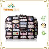 Bestes Ripstop Polyester Cosmetic Organizer Bag mit Wristlet
