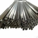 De borstel beëindigt de Vierkante Buis van het Roestvrij staal voor Deur en Venster