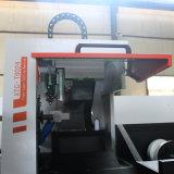 Квадрат металла и круглый автомат для резки лазера волокна трубы