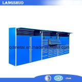 Большие шкафы инструмента хранения металла/гараж используемый стальной шкаф инструмента