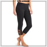 方法レギングのスポーツの適性の女性のズボン