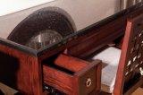 Insiemi semplici della mobilia della camera da letto dell'hotel di stile