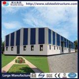 Casas prefabricadas de la hoja y del aluminio del policarbonato para la venta