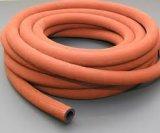 Шланг пара высокой оплетки провода температуры давления резиновый