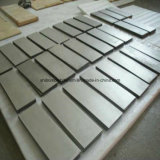 Plaque de molybdène de qualité de vente directe d'usine avec la pureté plus de 99.95%