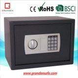 Elektronischer sicherer Kasten für Haus und Büro (G-25ED), fester Stahl