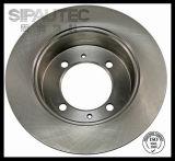 Disque avant de frein de rotor pour Peugeot/Citroen/Dallas (424689/91 508 338)