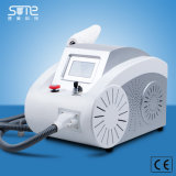 Q Switched ND YAG Laser doux Tattoo Lipline la pigmentation de la dépose des sourcils Remover Salon de beauté de la machine de l'équipement 2000 MJ