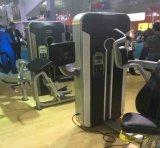 ハンマーの強さ機械低い列の体操機械