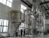 Máquina de secagem centrífuga de alta velocidade de pulverizador do pó do feijão de soja