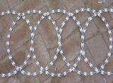 保護に囲うことのためのかみそりの有刺鉄線